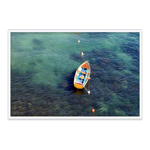 Row Boat, Judith Gigliotti
