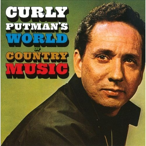Curly Putman - World of Country Music/Lonesome Country [Audio CD]