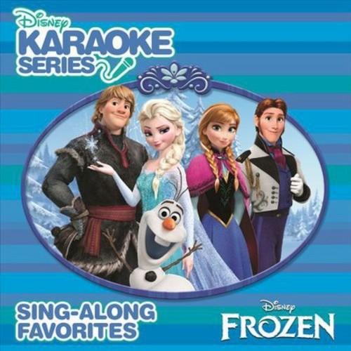 Various Artists - Disney Sing-Along: Frozen (CD)