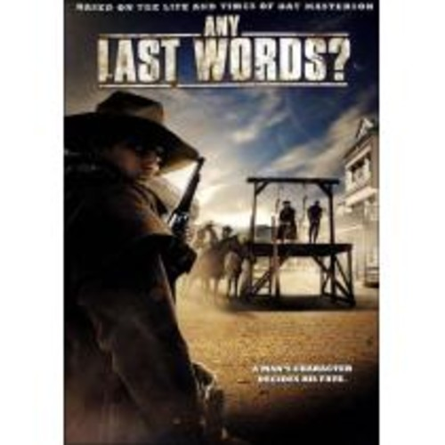 Any Last Words? (DVD) (Eng) 2012