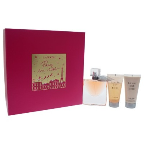 La Vie Est Belle by Lancome for Women Fragrance Gift Set - 3pc