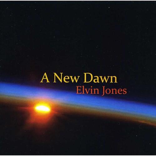 Elvin Jones - A New Dawn