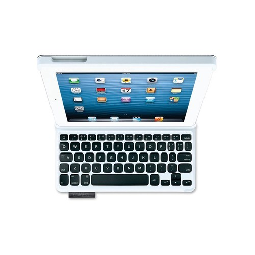 Logitech Carbon Black Keyboard Folio for iPad 2G/3G/4G Model 920-005460