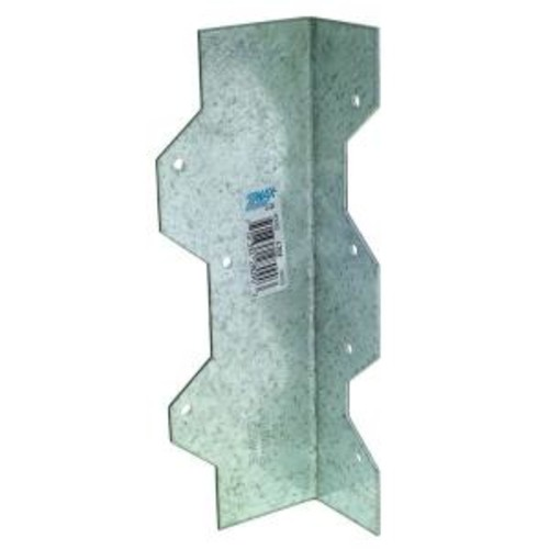 Simpson Strong-Tie ZMAX 7 in. 16-Gauge Galvanized Reinforcing L-Angle