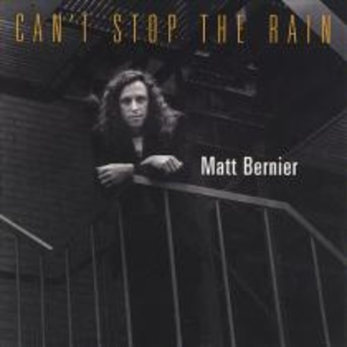 Can't Stop the Rain [CD]