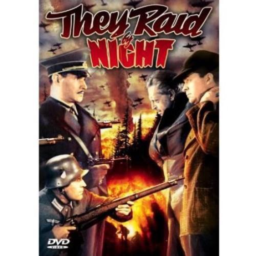 ALPHA VIDEO DISTRIBUTORS They Raid By Night