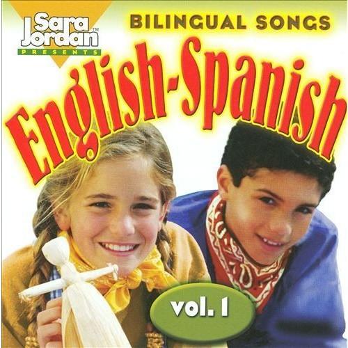 Bilingual Songs: English-Spanish, Vol. 1 [CD]