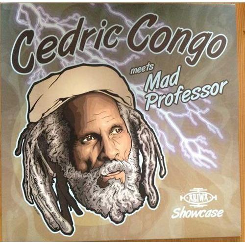Cedric Congo Meets Mad Professor [LP] - VINYL