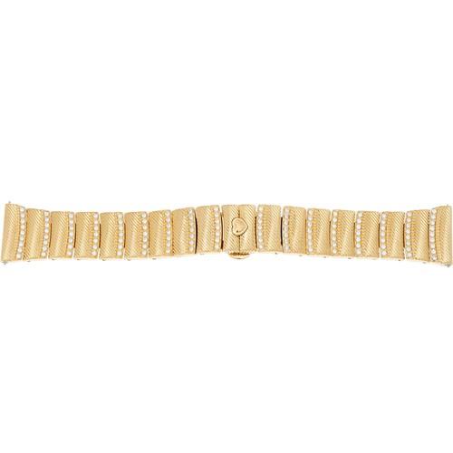 Judith Ripka Stainless Steel Watch Bracelet Strap