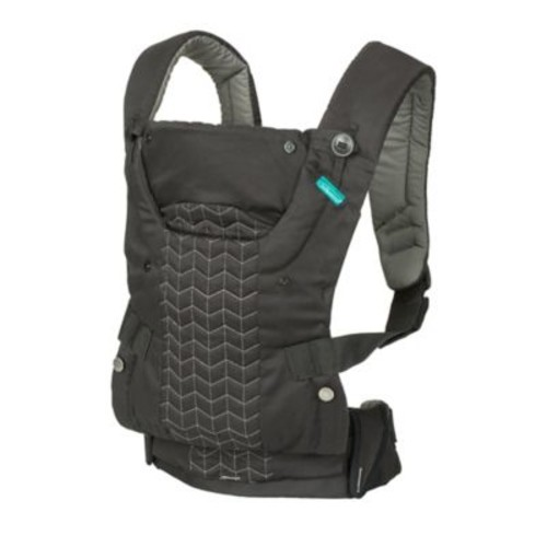 Infantino Upscale Customizable Carrier in Black