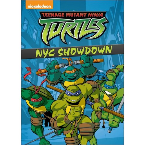 Teenage Mutant Ninja Turtles: Nyc Showdown (DVD)