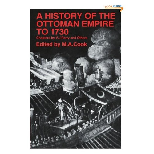 The History of the Ottoman Empire to 1730