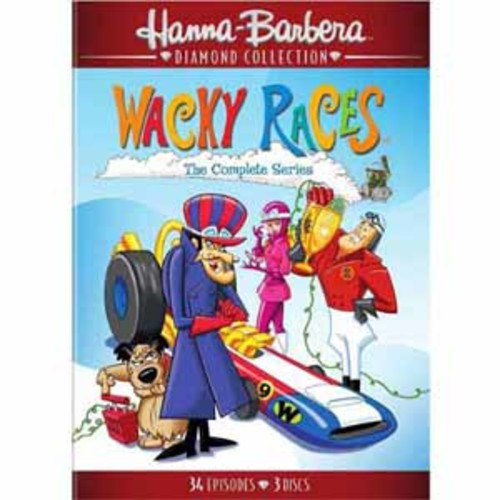 Wacky Races: The Complete Series [DVD]