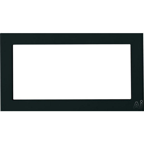 27 Inch Deluxe Built-In Trim Kit: Black