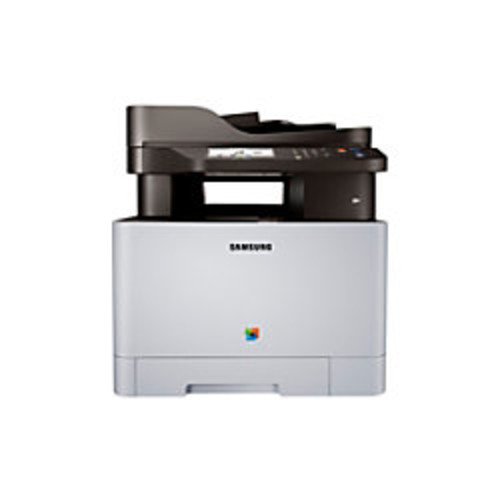 Samsung Xpress SL-C1860FW Wireless Color Laser All-In-One Printer, Scanner, Copier And Fax