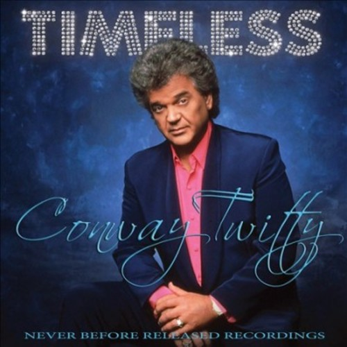 Conway Twitty - Timeless (Vinyl)