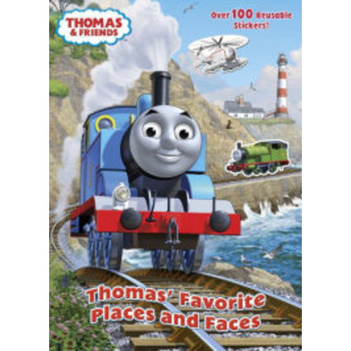Thomas' Favorite Places and Faces (Thomas & Friends)