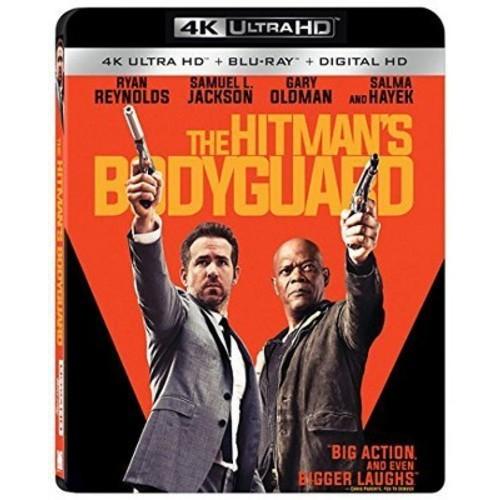 Hitman's Bodyguard (4K/UHD + Blu-ray + Digital)