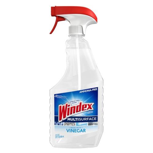 Windex 23 oz. Vinegar Multi-Surface Cleaner (Case/8)