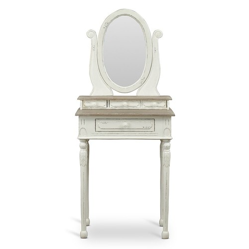 Baxton Studio Anjou Traditional French Dressing Table
