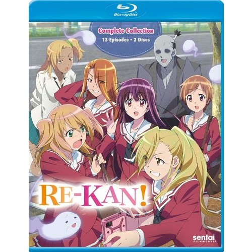 Re-Kan!: The Complete Collection [Blu-ray] [2 Discs]
