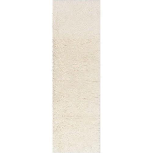 nuLOOM Hand-Woven Genuine Greek Flokati Area Rug or Runner 2'6