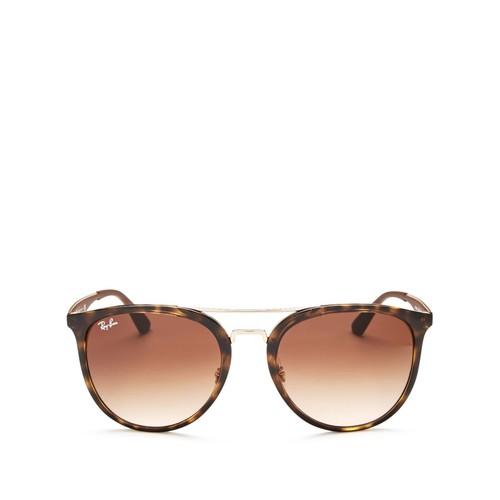 RAY-BAN Square Sunglasses, 55Mm
