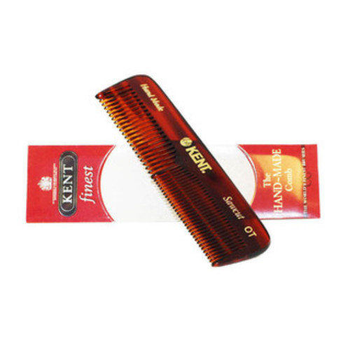 Kent The Hand Made Comb for Men All Fine 4 -inches Pocket Comb
