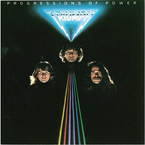 Progressions Of Power CD (2005)