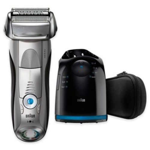 Braun Series 7-7899CC Electric Shaver in Silver