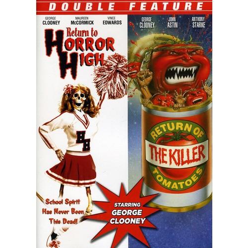 Return to Horror High/Return of the Killer Tomatoes [2 Discs]
