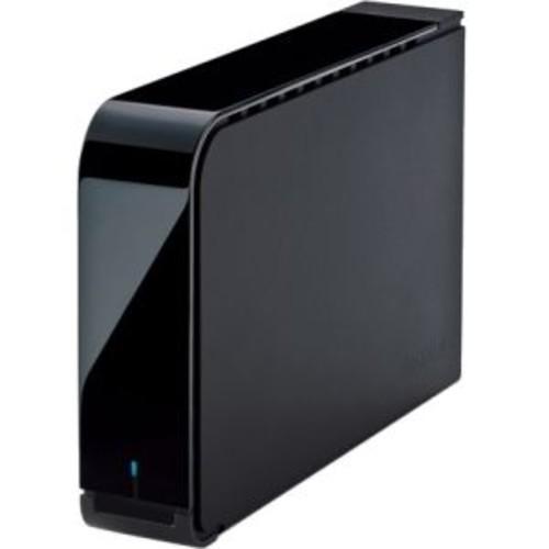 Buffalo Americas DriveStation Axis Velocity HD-LX6.0TU3 External Hard Drive, 6TB, USB 3.0 (2.0), SATA, Desktop, Black