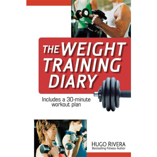 The Weight Training Diary (Hardcover)