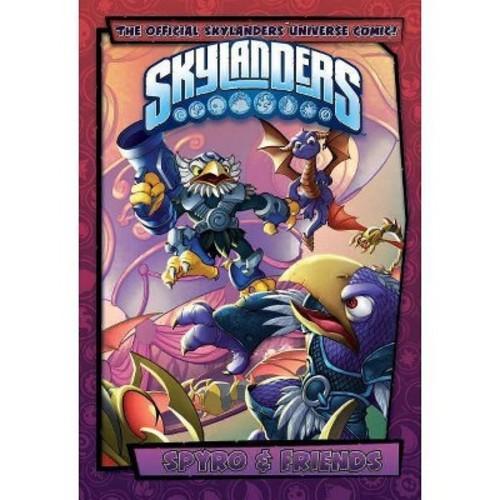 Skylanders : Spyro & Friends (Hardcover) (Ron Marz & David A. Rodriguez)