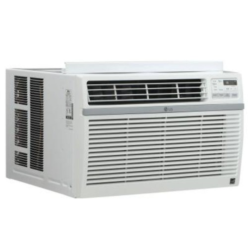 LG Electronics 10,000 BTU 115-Volt Window Air Conditioner with Remote and ENERGY STAR