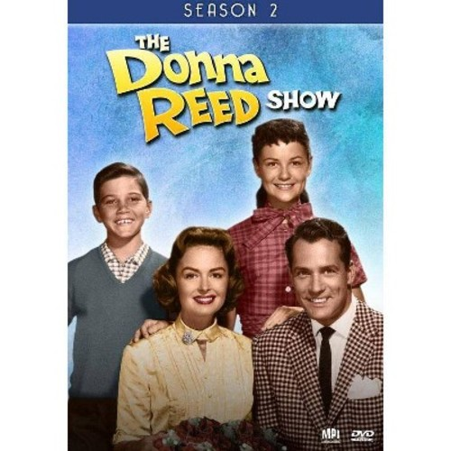 The Donna Reed Show: Season 2 [5 Discs] [DVD]