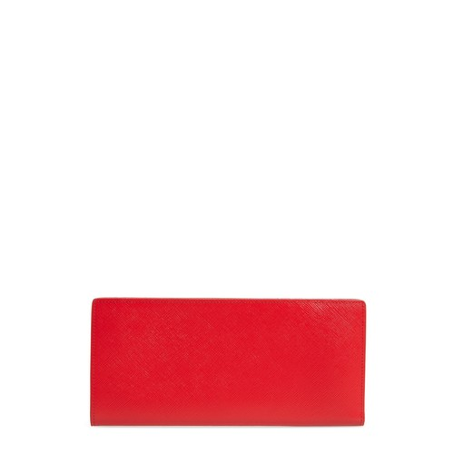 Leather Travel Document Holder with Removable Passport Case