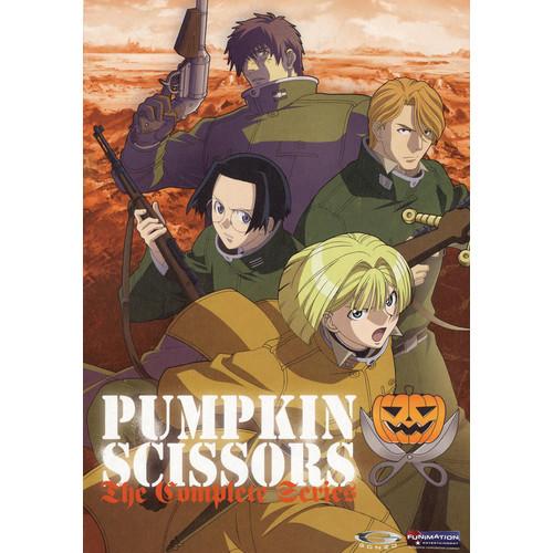 Pumpkin Scissors [DVD]