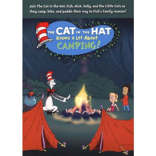 The Cat in the Hat Knows a Lot About That!: Camping [DVD]