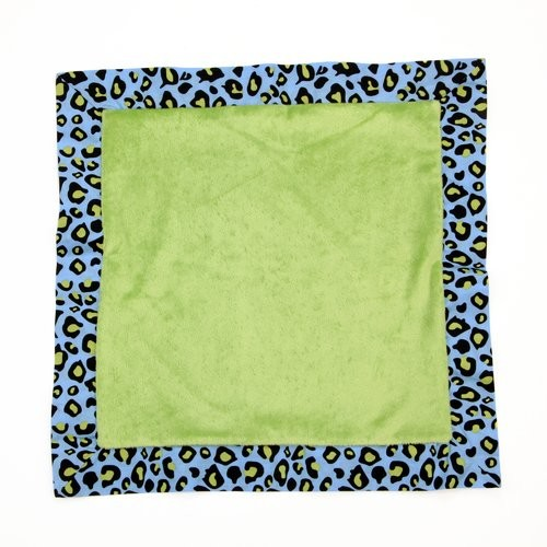 One Grace Place Jazzie Jungle Boy Binky Blanket