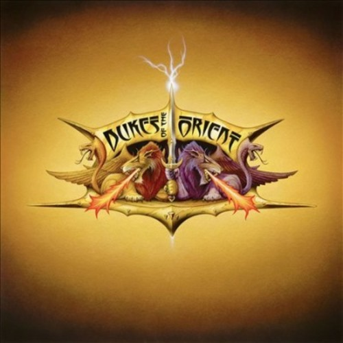 Dukes Of The Orient - Dukes Of The Orient (CD)