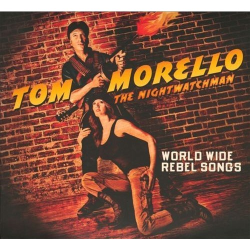 World Wide Rebel Songs [CD]
