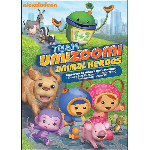 Team Umizoomi-Animal Heroes