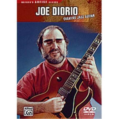 Alfred Joe Diorio- Creative Jazz Guitar - Music Book (ALFRD35600)