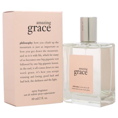 Philosophy Amazing Grace Women's 2-ounce Eau de Toilette Spray