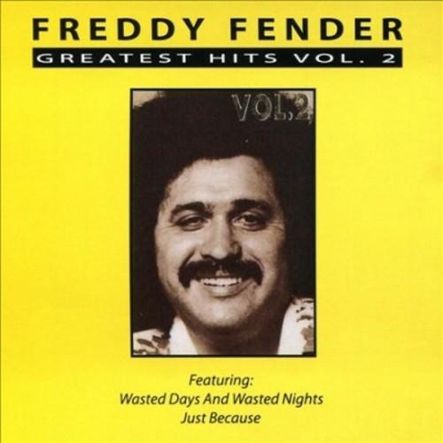 Freddy Fender - Greatest Hits:Vol 2 (CD)
