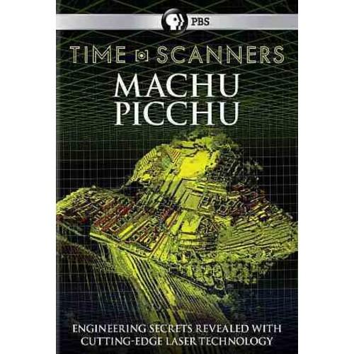 Time Scanners: Machu Pichu (DVD)