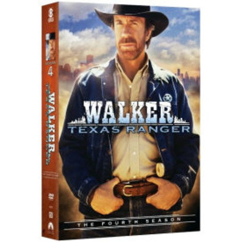 Walker, Texas Ranger - Season 4
