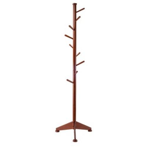 Lily Coat Tree Walnut Finish - Winsome