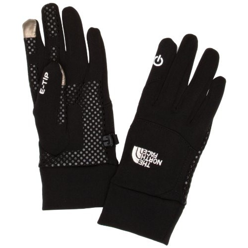 The North Face Women's Etip Glove [Deep Garnet Red, X-Small]